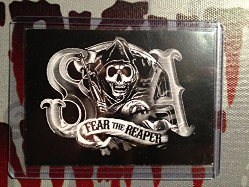 Sons Of Anarchy  P1 Seasons 4   5 Promo Card