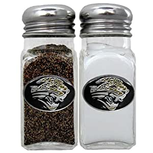 NFL Jacksonville Jaguars Salt & Pepper Shakers