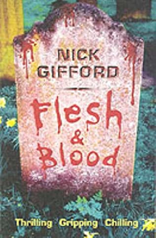 book cover of Flesh and Blood