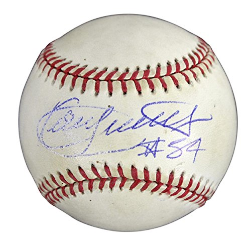 Kirby Puckett Autographed Ball - OAL Budig BAS #C54106 - Beckett Authentication - Autographed Baseballs (Oal Ball Baseball)