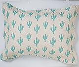 Rod's Southwest Cowgirl Cactus Sham