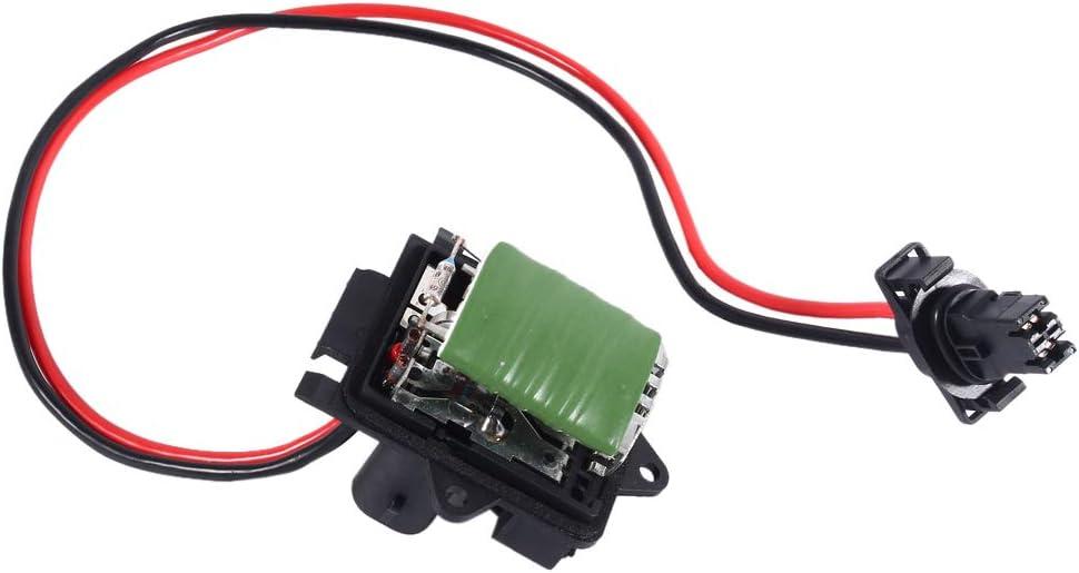 Naroote Calentador Ventilador Ventilador Motor Resistencia Regulador