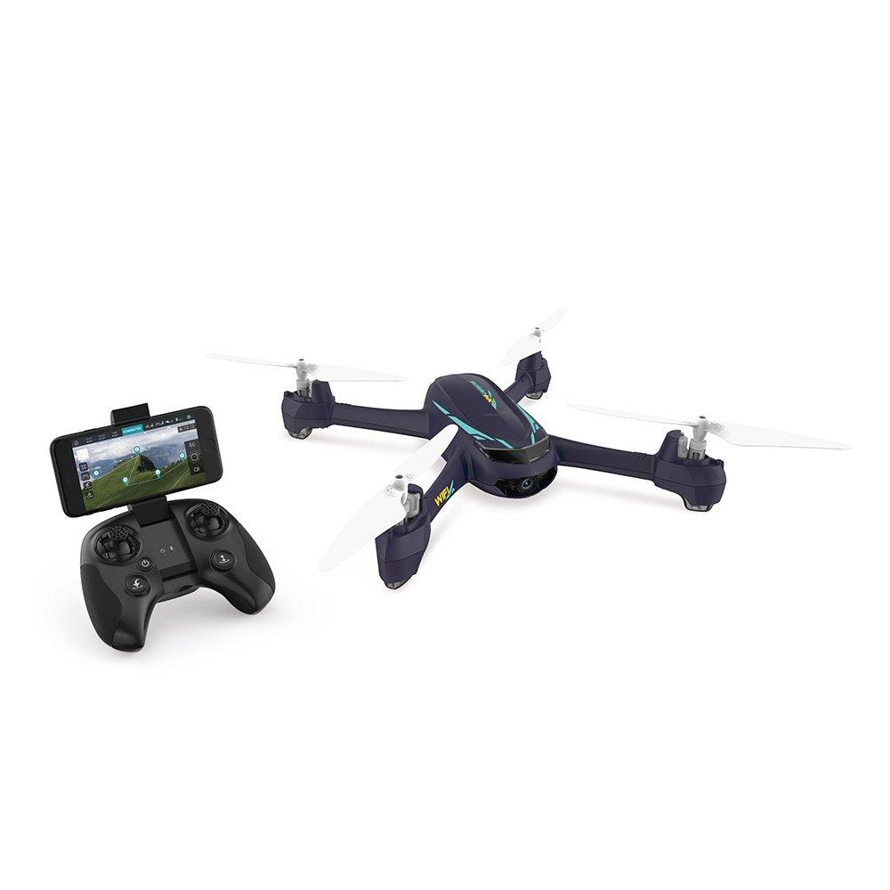 Goolsky Hubsan H216A X4 DESIRE Pro WiFi FPV con 1080P HD Camera Altitude Hold GPS RC Drone Quadcopter RTF
