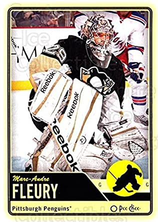 Amazon.com  (CI) Marc-Andre Fleury Hockey Card 2012-13 O-pee-chee ... ede4ba6df