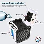 Nifogo-Air-Cooler-Portable-Condizionatore-Portatile-3-in-1-Mini-Raffrescatore-Daria-Evaporativo-Umidificatore-Purificatore-USB-Cooler-Leakproof-New-Filter-Nuovo-Adattatore