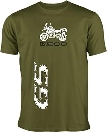 Bmw Motorrad T Shirt Gs Herren