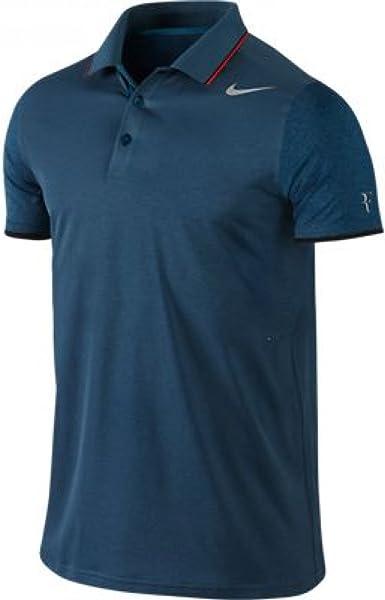Nike Polo Camiseta Premier Roger Federer: Amazon.es: Ropa y accesorios
