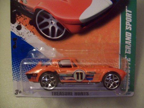 Hot Wheels 2011 Treasure Hunts Corvette Grand Sport ()