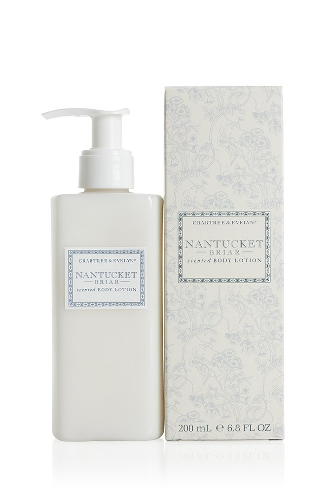 Crabtree & Evelyn Nantucket Briar Scented Body Lotion, 6.8 Fl Oz