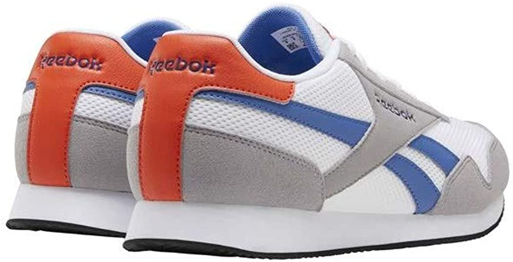 Reebok Royal Cl Jogger 3, Basket Mixte Multicolore Blanc Poudre Blubla