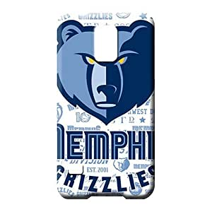 samsung galaxy s5 phone carrying case cover Hot High Cases Covers Protector For phone memphis grizzlies nba basketball