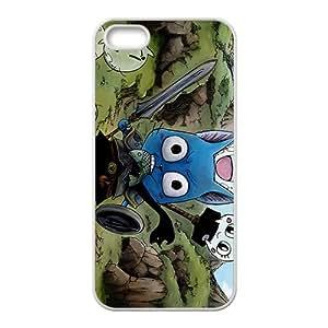 Anime cartoon Fairy Tail Phone case for iPhone 5s