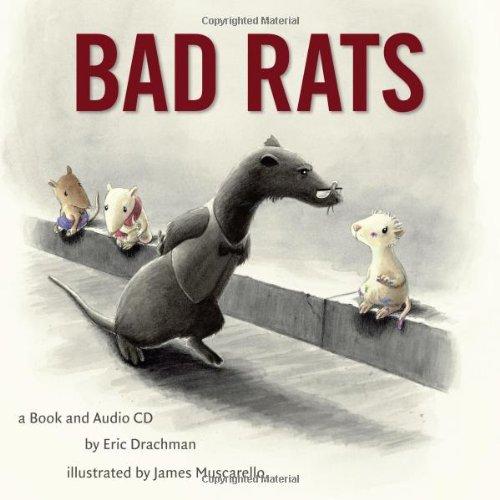 Download Bad Rats (with Audio CD) pdf epub