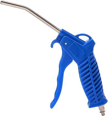 DRIWEI 1 kit compresseur 5 m tuyau flexible pistolet souffleur air comprim/é spirale
