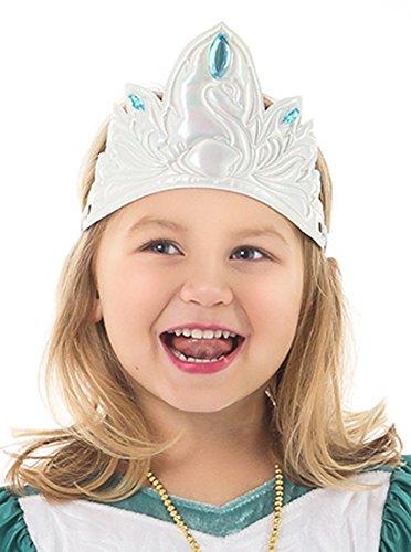 [Little Adventures Swan Princess Crown] (Swan Princess Costume)