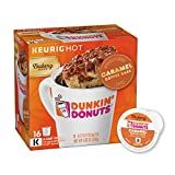 Dunkin' Donuts Bakery Series Caramel Coffee Cake Flavored Coffee K-Cup Pods, For Keurig Brewers, 64 Count
