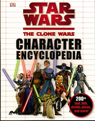book cover of Star Wars Clone Wars Character Encyclopedia