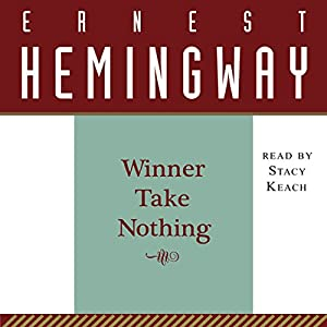 Winner Take Nothing Audiobook