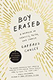 capa de Boy Erased: A Memoir of Identity, Faith, and Family