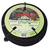 Dramm Watering Tools 50-Feet Colorstorm Premium Soaker Hose-Black