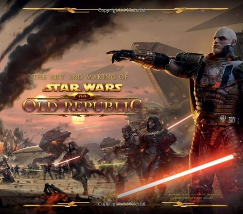 The Art and Making of Star Wars: The Old Republic (Star Wars The Old Republic Books compare prices)