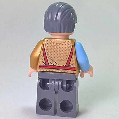 LEGO Thor Ragnarok - Grandmaster Minifigure: Toys & Games