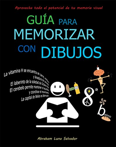 Guía para memorizar con dibujos (Spanish Edition)