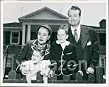 Vintage Photo of Red Skelton and his Family (ACP-046)