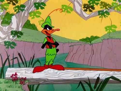 Book Revue / Robin Hood Daffy