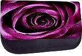 Rosie Parker Inc. TM Pencil Case Made in the U.S.A.- Elegant Rose PRINT DESIGN
