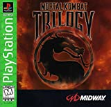 Mortal Kombat Trilogy PS1 Instruction Booklet (Sony Playstation Manual ONLY - NO GAME) Pamphlet - NO GAME INCLUDED