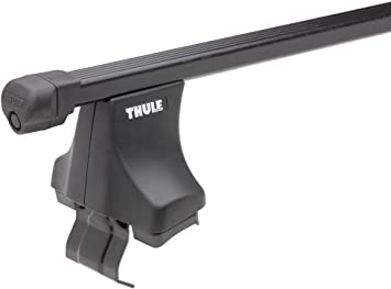 Thule 750 Feet Set 4 Pieces Rapid System For Vehicles Without Rain Gutter Auto