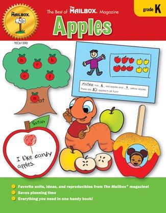 1 X Apples (Gr. K) (Theme Books) (1 Mailbox Book)