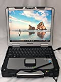 Panasonic Toughbook CF-30 Touchscreen 1.60GHz MK3 Win 10 Pro 4GB 320GB