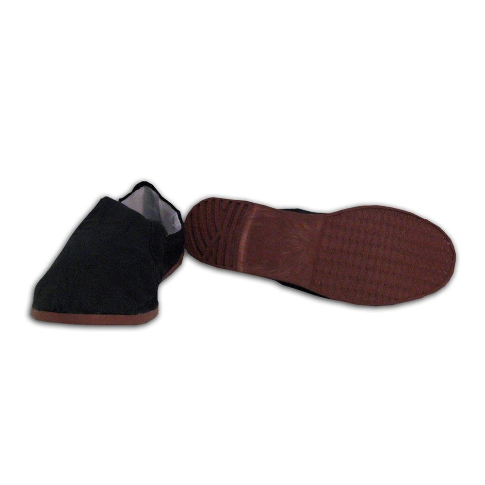 Red Rubber Sole Macho Martial Arts Kung Fu Shoes Size 12