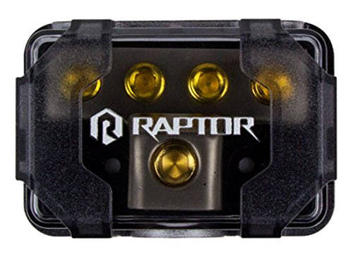 Raptor R5DB2 PRO SERIES - 4-Position Ground Distribution Block