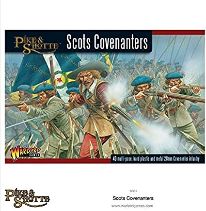 Warlord Games Pike /& Shotte 28mm King Charles I