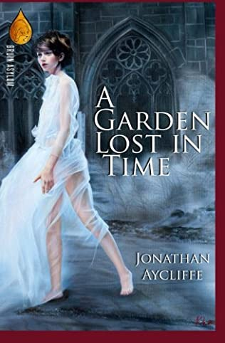 book cover of A Garden Lost in Time