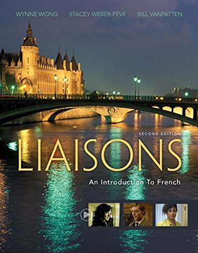 1305262751 - Liaisons: An Introduction to French (with iLrn™ Heinle Learning Center, 4 Terms (24 months) Printed Access Card) (World Languages)
