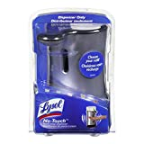 Lysol No-Touch Automatic Hand Soap Dispenser, Colors Vary, 1 Count
