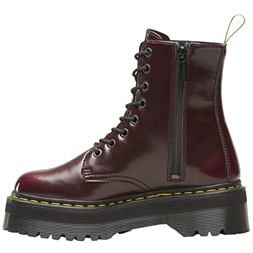 II Martens 600 Cherry Stivale W Red Red Dr Brush Jadon V Cambridge 1tqnaB