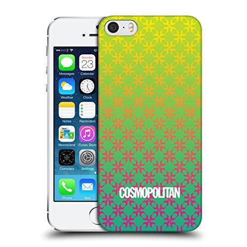 Official Cosmopolitan Ombre 4 Fun Summer Hard Back Case for Apple iPhone 5 / 5s / SE