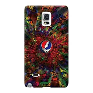 Sumsang Galaxy S6 SEW1423RxGj Provide Private Custom Realistic Grateful Dead Image Shock Absorbent Hard Phone Cases -KimberleyBoyes