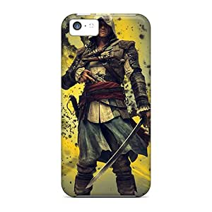 Iphone 5c Cases Covers Assassins Creed 4 Cases - Eco-friendly Packaging