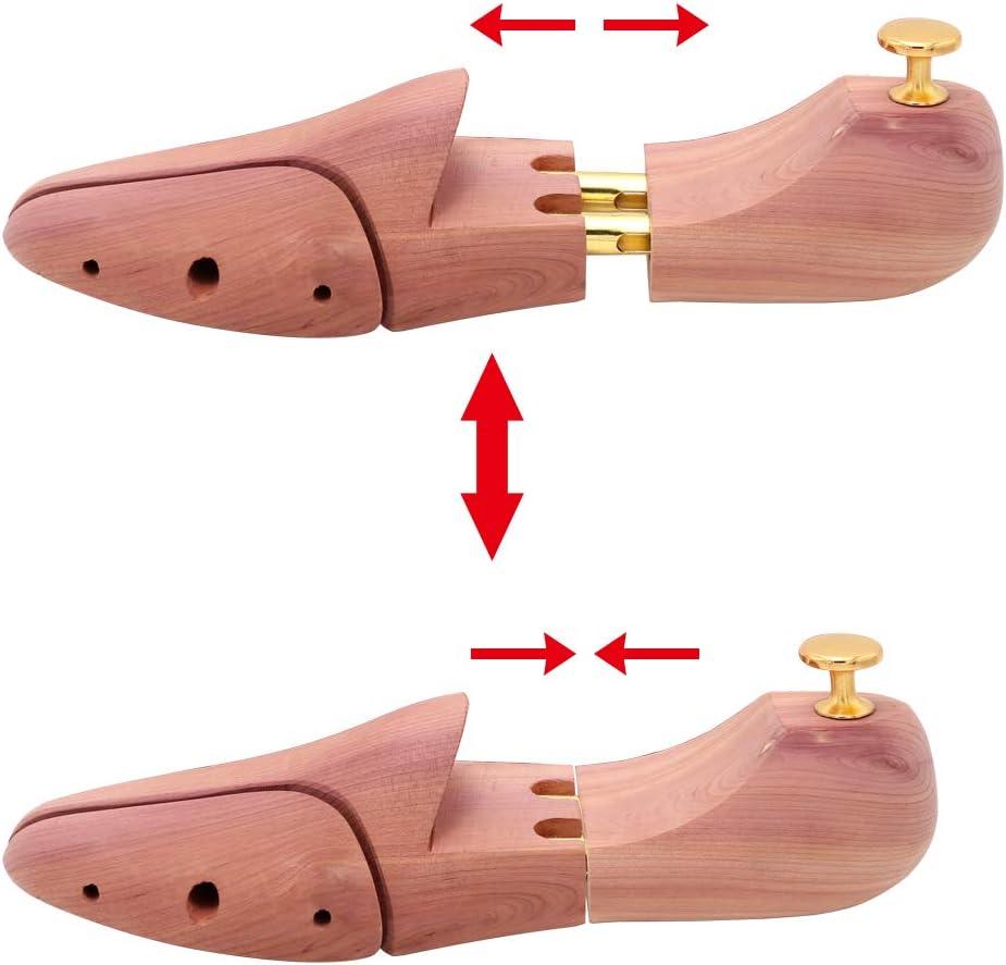 HG Paire de tendeurs /à chaussures en bois de c/èdre Kanadisen 44//45 44//45