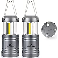 Deals on 2-Pack Moobibear 500lm COB LED Camping Lantern