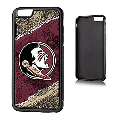 Florida State Seminoles iPhone 6 Plus & iPhone 6s Bumper Case officially licensed by Florida State University for the Apple iPhone 6 Plus by keyscaper® Flexible Full Coverage Low - Seminoles Cell Phone Case