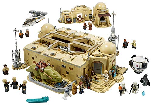 LEGO Star Wars: A New Hope Mos Eisley Cantina 75290 Building Kit; Awesome Construction Model for Display, New 2021 (3…