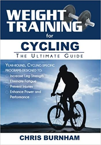 Periodization of strength training for cyclists has 4 parts
