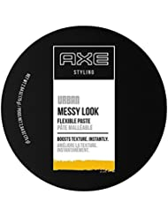 AXE Messy Look Hair Paste Flexible 2.64 oz ( Pack of 3)